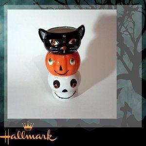 Hallmark Halloween Tea Light Holders